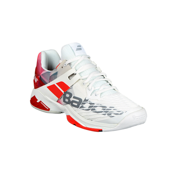 PROPULSE FURY AC M WHITE RED 2018 바볼랏신발