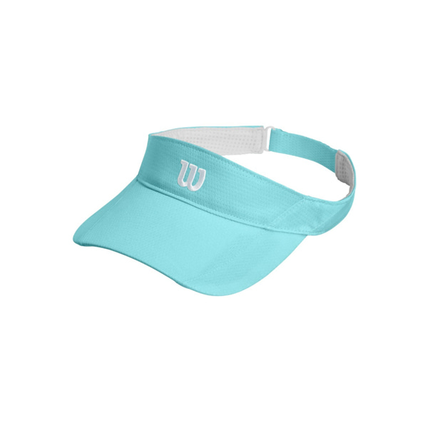 RUSH KNIT VISOR ULTRALIGHT 윌슨모자 ISLAND PARADISE