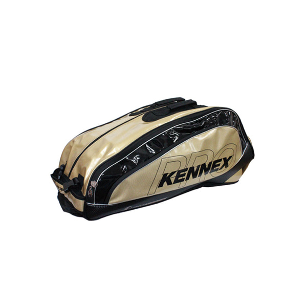 TRIPLE THERMO BAG GOLDBLACK 케넥스가방
