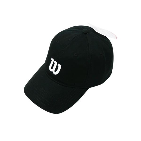 YOUTH TOUR CAP 윌슨모자 BLACK