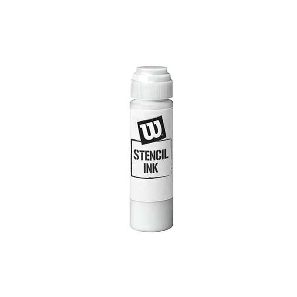 WRZ742500 STENCIL INK 윌슨스텐실잉크 WH