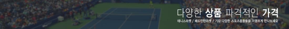 테니스라켓 원플러스원